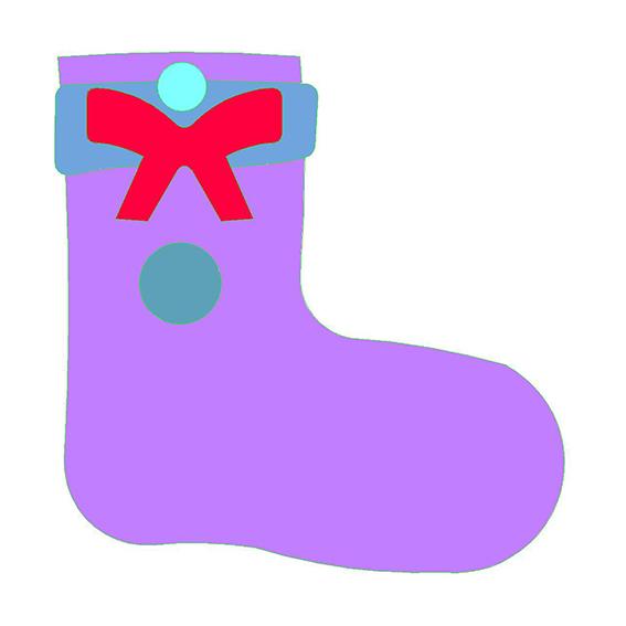 fustella calza