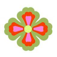 fustella petali fiore