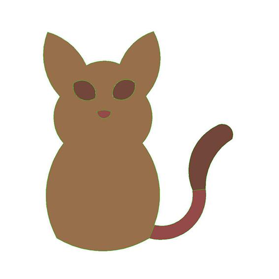 fustella gatto