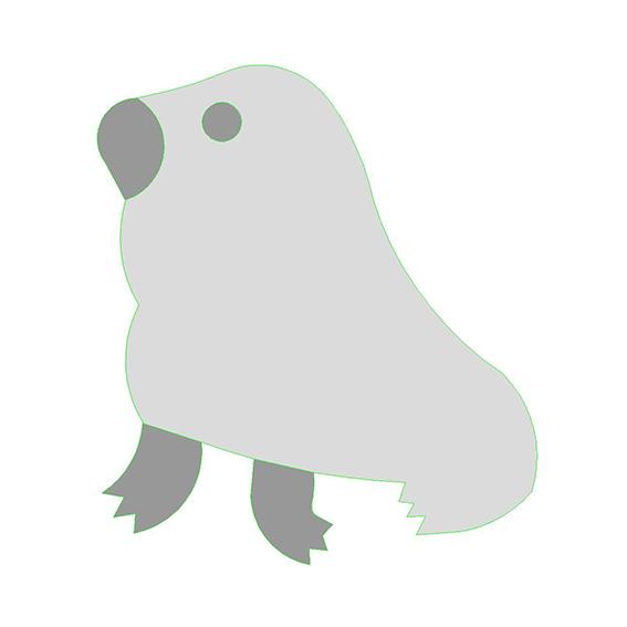 fustella foca