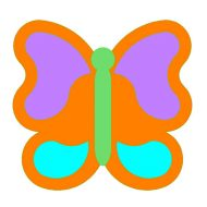 fustella farfalla 2
